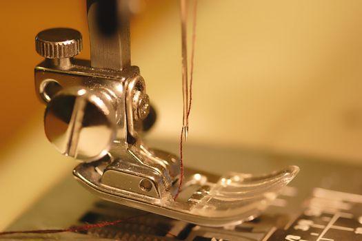 Gilded Needlework, Gold(en) Light