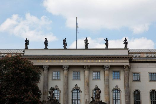 Humboldt University in Berlin the one of oldest in the world