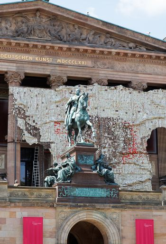 museum of art - berlin alte nationalgalerie