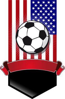 United States Soccer Championship banner