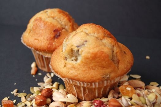 Country Blueberry Muffins