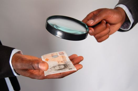 Money Inspection 2