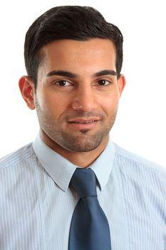 Smiling businessman professional occupation
