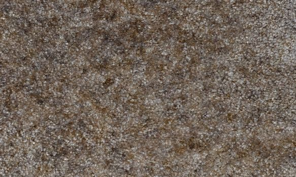 closeup view of a brown carpet abstract