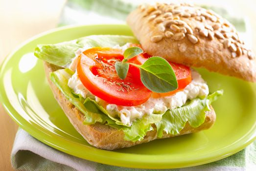 roll sandwich