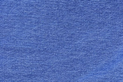 closeup view of blue jeans abstract texture