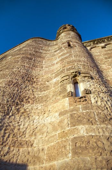 big tower church at barcelona