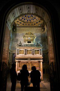 saint john tomb