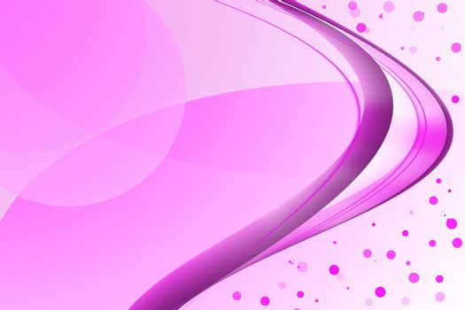 abstract background pink burbles wave