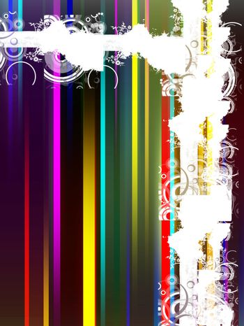 colors lines background, lines effect