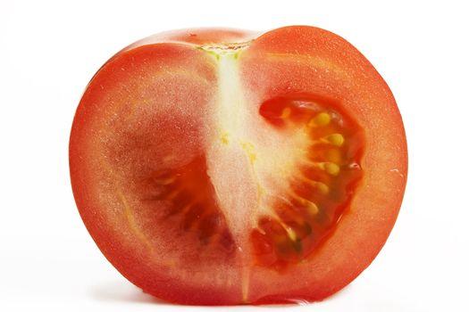 half tomato