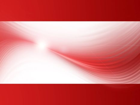red waves on movement presentation