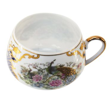 Chinese porcelain cup for tea