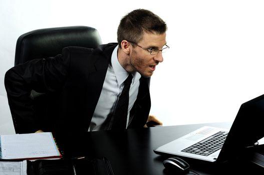 shock in office