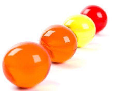 bath aromatic balls