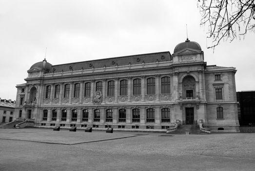museum d'histoire naturelle of Paris, capital of France