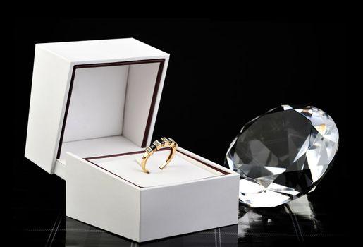 Eternity ring gift