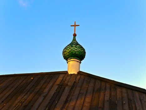 cupola with rood