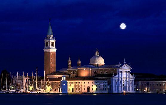 The San Giorgio Maggiore Church