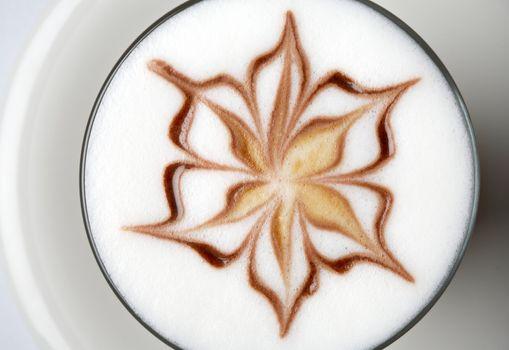 barista latte coffee