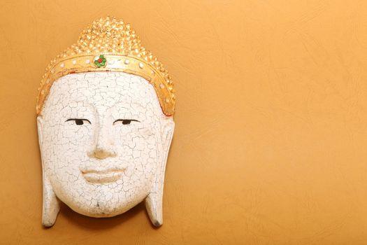 yellow buddha