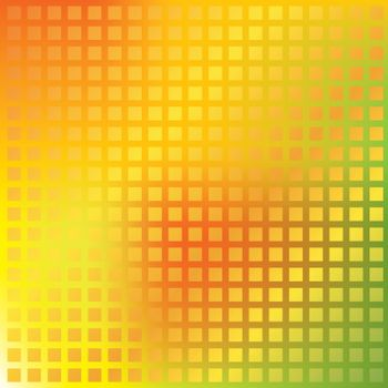 abstract geometric mosaic background. Vector Illustration