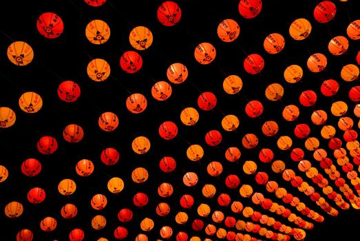 Chinese Lanter (Night)