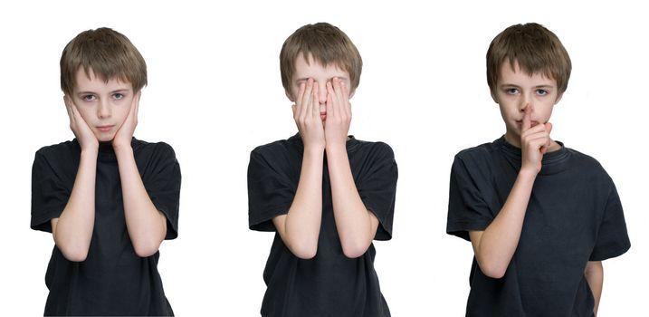 three wise boys