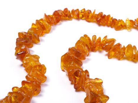 amber bead