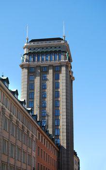 Kungsgatan officetower Stockholm