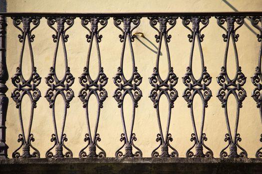 Old Balustrade