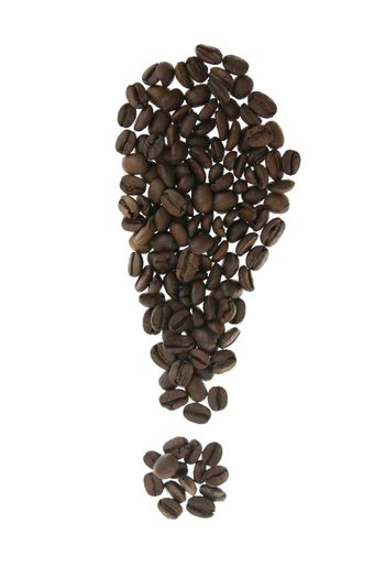 Coffe Exclamation mark
