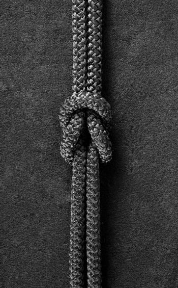 Knot on cord