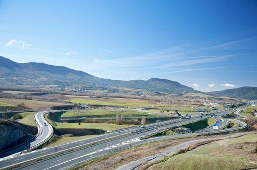 highway in alava