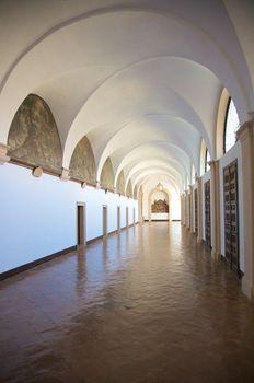 monastery passage