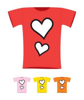 Pregnant T-shirt 2-4