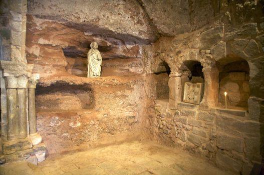 saint millan chapel