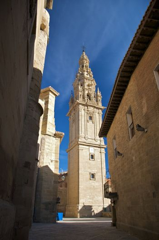 santo domingo church tower