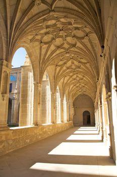 sunny cloister