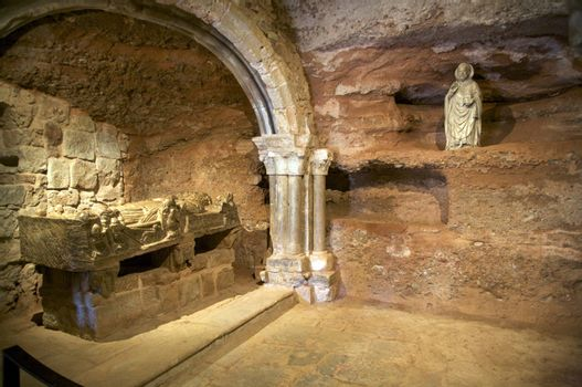 saint millan tomb
