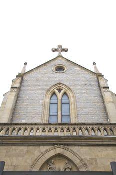 tower church in vitoria