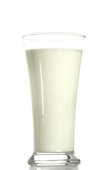 single Glass of Milk