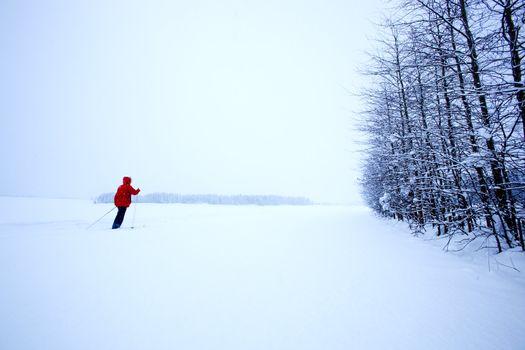 Winter Ski Solitude
