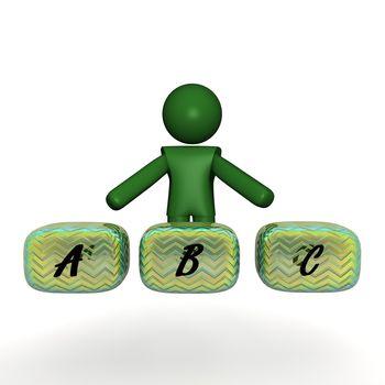 Figure alphabet