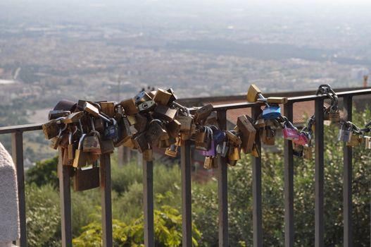Locks and love
