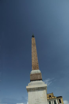 Egyptan obelisk at the Spanish Stairs