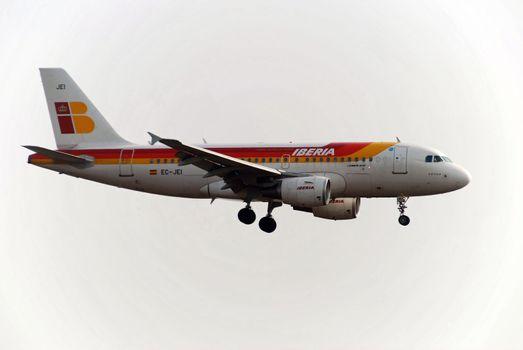 Airbus A319 Iberia
