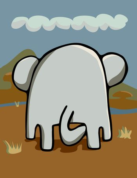 Elephantidae Posterior