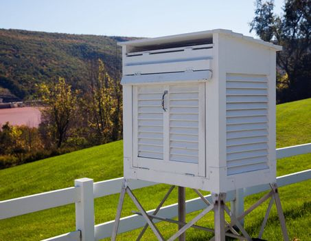 Temperature and Pressure monitoring