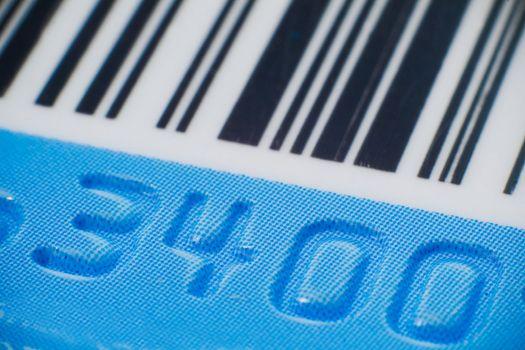 Credit card embossing